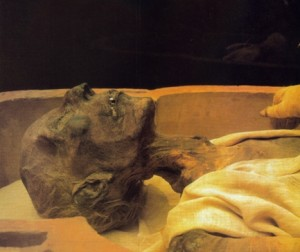 Múmia Ramsés III, XXIª Dinastia, 1.050 a.C.