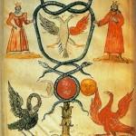 Aguia, Pelicano & Fenix - Figuarum Aegyptorum Secretarum, sec. XVIII.0.8