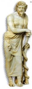Asclépio, pai da medicina