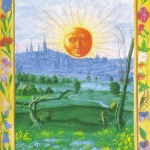 Aurora - 'Splendor Solis' - Tratado alquimico de  S.Trismosin, London, sec.XVI