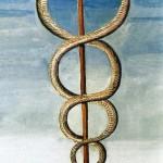O Caduceu de Hermes Trimegistos