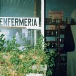 Enfermaria e acervo herbário de Carlos Prado