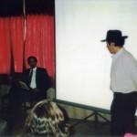 Conferência de Carlos Prado sobre o uso terapêutico da ayahuasca no IV Congresso Sulamericano de Psiquiatria, Cochabamba, Bolívia