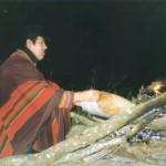 Ritual de Cura pelo Fogo