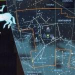 Constelação do Centauro, a envolver o Cruzeiro do Sul