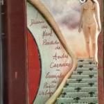 Diário da Nave Perdida, raro exemplar que recebi das mãos do mestre, com fotogravura/manuscrito na capa