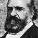 O grande mago cabalista francês Eliphas Levi