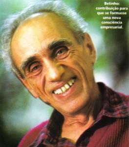 Herbert de Souza - Betinho (foto Pedro Agilson)