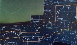 Constelação da Hidra
