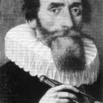 Kepler em tela de pintor anônimo, 1610