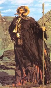 O Mago e seu Inseparável Caduceu