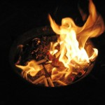 Ritual do Fogo (foto: Duda Pimentel)