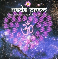 "capa do 1º CD da banda ""Nada Prem"" ou ""O Som Primordial do Universo"""