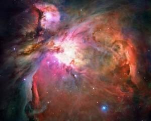 Grande Nebulosa de Órion, telescópio Hubble