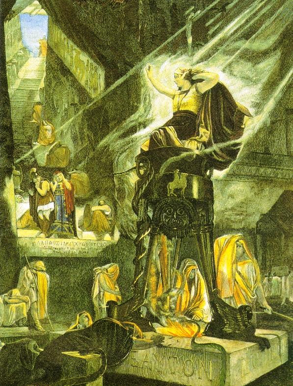Oráculo de Delphos
