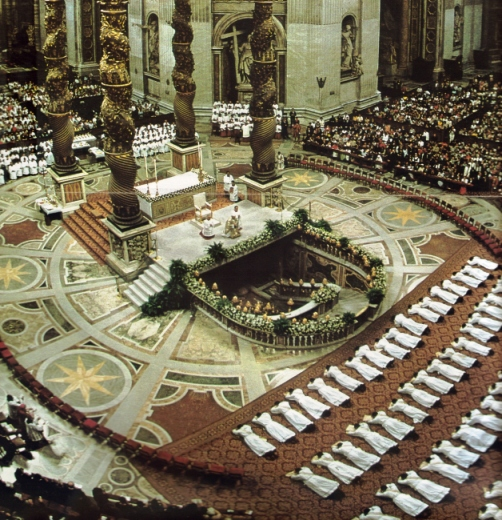 Ordenação de Padres - Basílica São Pedro - Vaticano