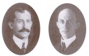 Orville e Wilbur Wright: os irmãos Cara de Pau