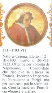 Papa Pio VII.1