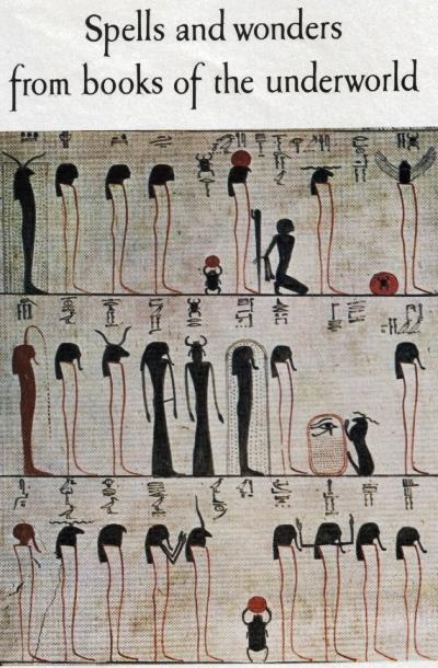Papiro do Livro dos Mortos Egipcio