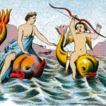 Peixes, Vênus e Cupido.0.5
