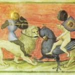 'Aurora Consurgens' - manuscrito alquímico, fins sec. XIV; Zentralbibliothek, Zürich.