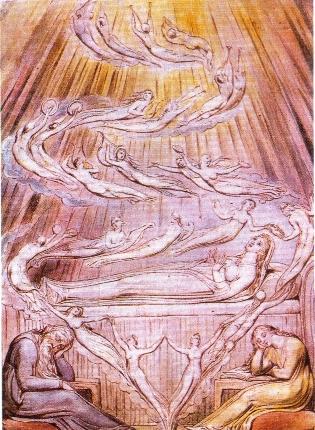 Dreams, de William Blake