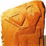 Thot, escriba e deus egípcio da medicina