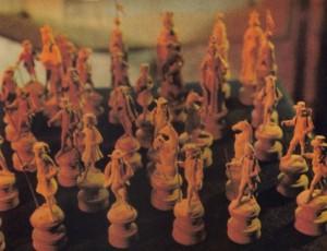 peças que pertenceram a Machado de Assis - coleção part. Leitão de Carvalho
